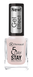 ЛАК ДЛЯ НОГТЕЙ 5 DAY STAY GEL EFFECT