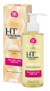 HYALURON THERAPY 3D CLEANSING FACE OIL