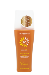SUN Water Resistant Milk SPF 20 spray