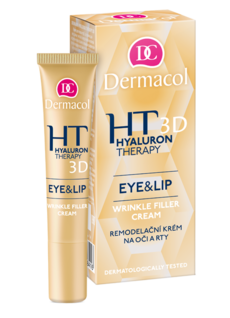 Hyaluron Therapy Wrinkle filler eye and lip cream