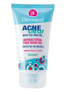 ACNECLEAR ANTIBACTERIAL FACE WASH GEL