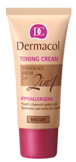 2-in-1 TONING CREAM