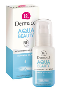 Aqua Beauty Moisturizing gel-cream