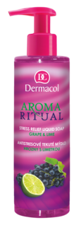 AROMA RITUAL STRESS RELIEF LIQUID SOAP GRAPE & LIME