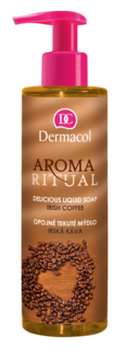 AROMA RITUAL DELICIOUS LIQUID SOAP IRISH COFFEE