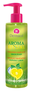 AROMA RITUAL STIMULATING LIQUID SOAP LEMON SPLASH