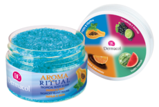 Aroma Ritual Tropical Body Scrub Papaya & Mint